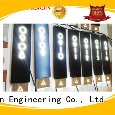 COSUN Custom kids door signs manufacturers for bar