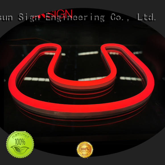COSUN Latest neon lights for home bar manufacturers for restaurant