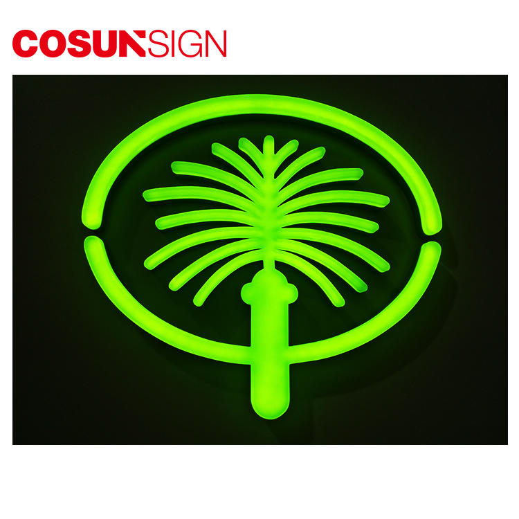 COSUN Top neon house number signs manufacturers for decoration-1