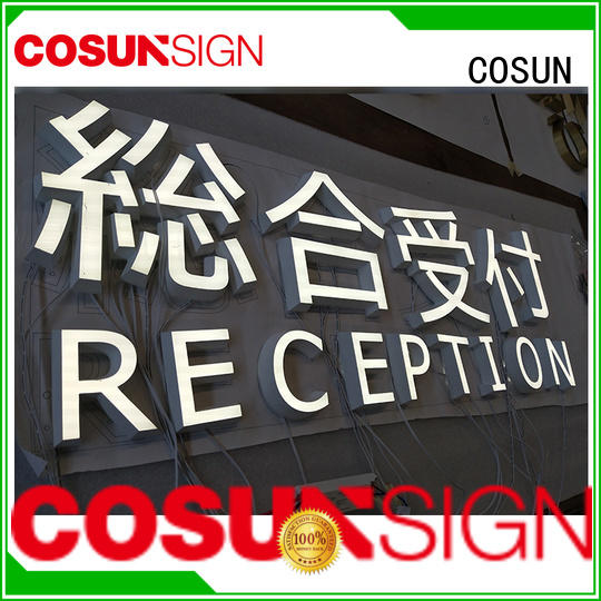 High-quality small display sign holders competitive price for shop