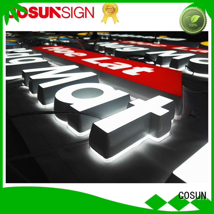 COSUN cheapest price cheap sign stands for pub club