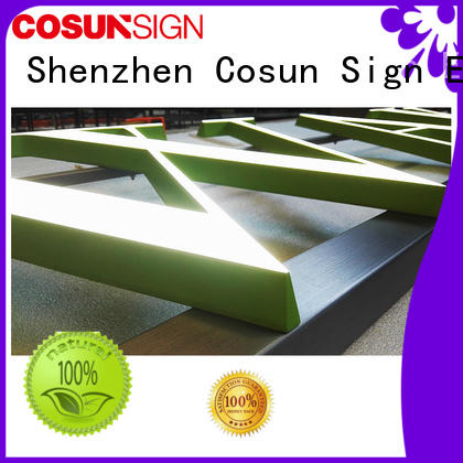 COSUN high-quality acrylic document stand Supply for shop