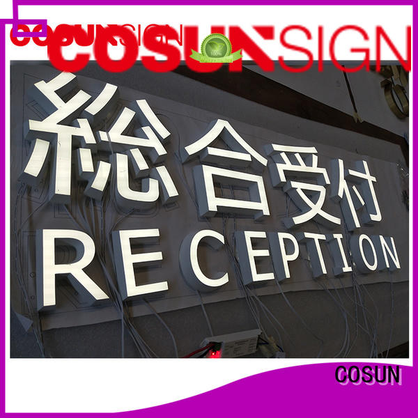 COSUN Top a4 plastic sign holder inquire now