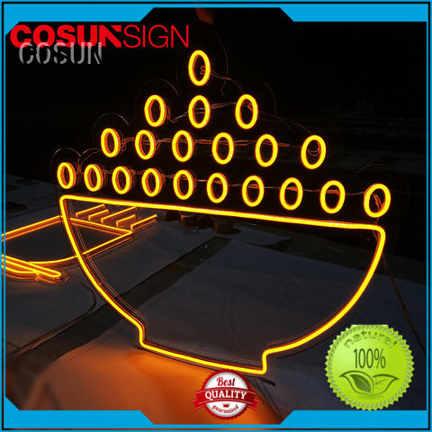 COSUN hot-sale neon signs for sale near me for business