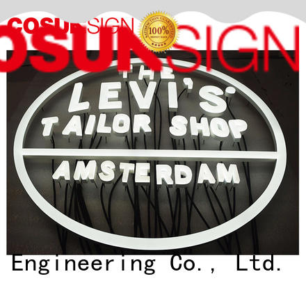 COSUN eye-catching custom lighted bar signs company check now