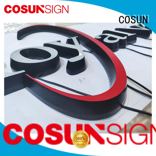 COSUN cheapest price acrylic tabletop display free sample inquire now