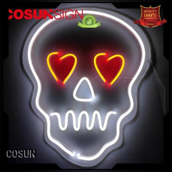 COSUN Best led neon bar signs for business check now