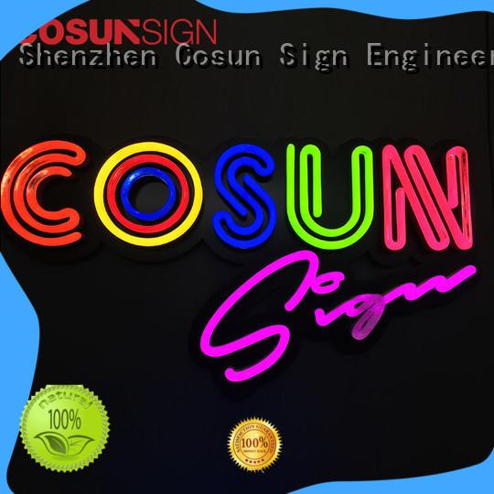 direct manufacturer neon light sign custom unique for decoration
