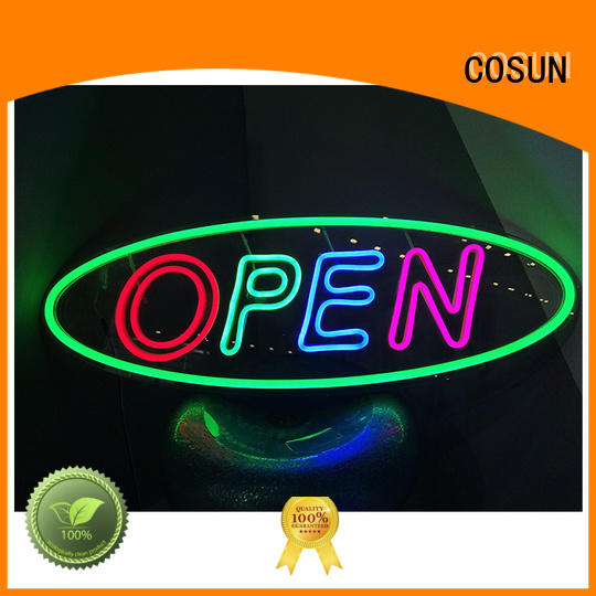 Top tumblr neon signs for sale hot-sale factory for restaurant