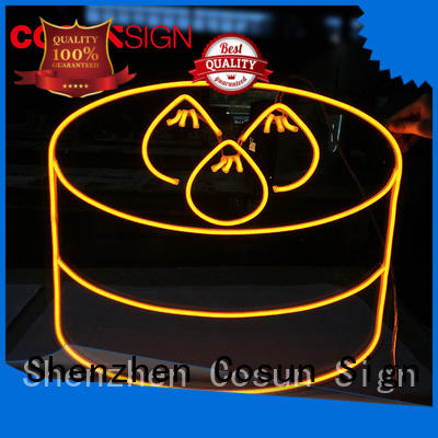 Latest small lighted signs on-sale manufacturers for hotel
