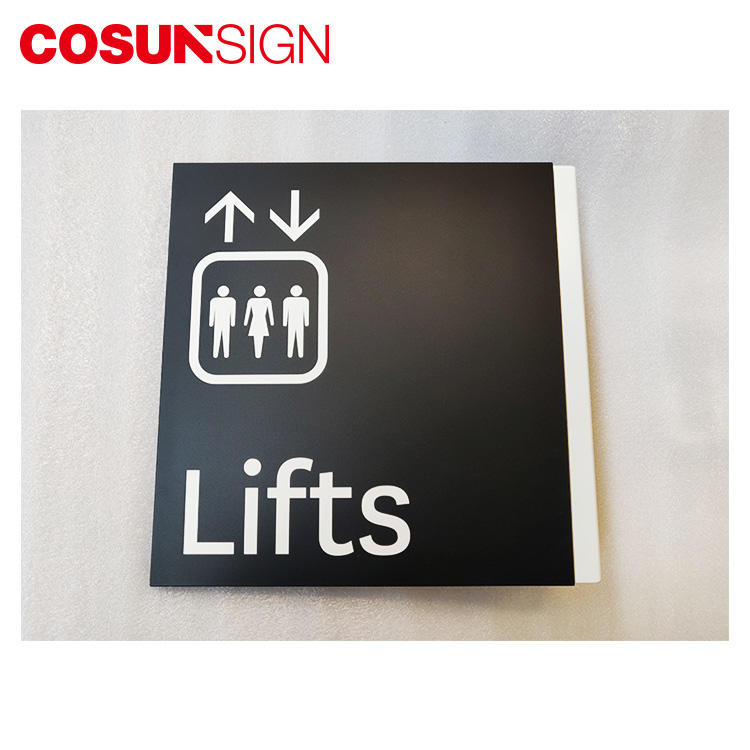 COSUN Best personalized office door name plates Supply for decoration-1