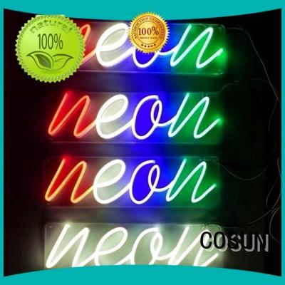 COSUN High-quality led open sign Supply for hotel