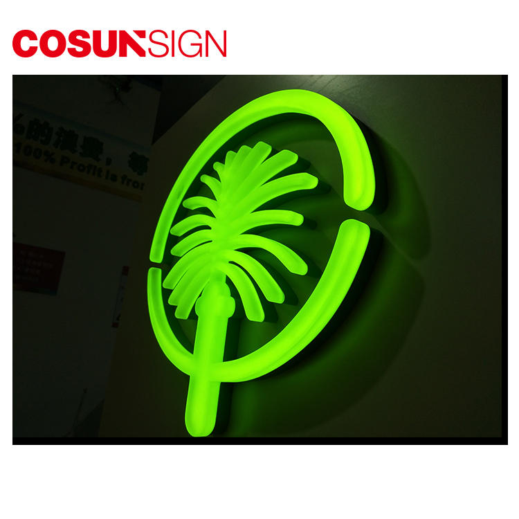 COSUN Top neon house number signs manufacturers for decoration-2