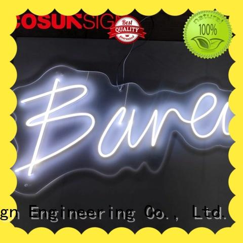 High-quality real neon open sign hot-sale Supply for decoration