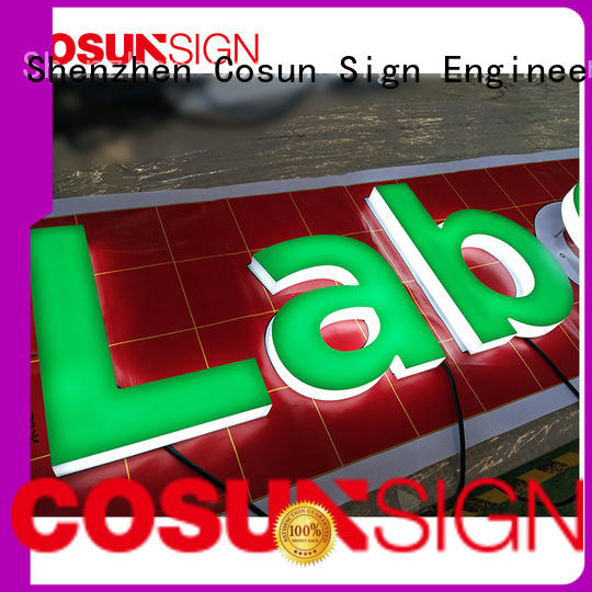COSUN Best table clamps for signs free sample for pub club