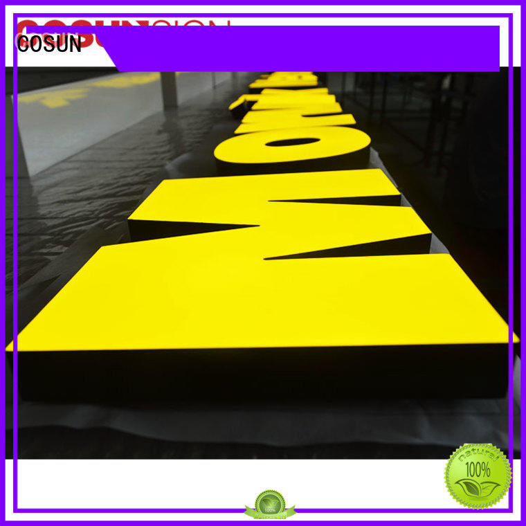 High-quality slide in sign holder competitive price at discount for restaurant