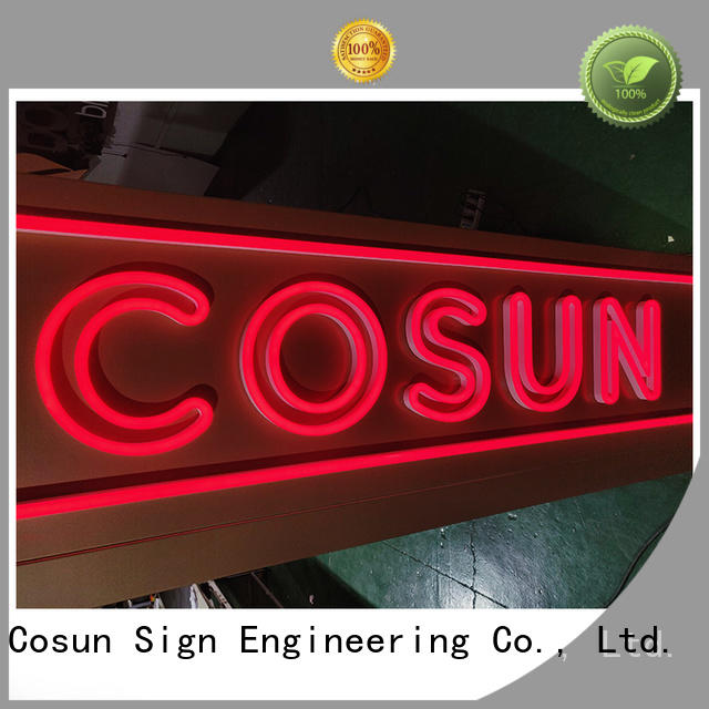 COSUN Latest neon lights for shop factory for decoration