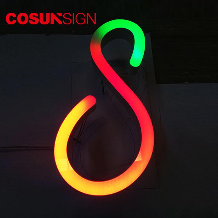 COSUN plastic acrylic door plaque for shop-2